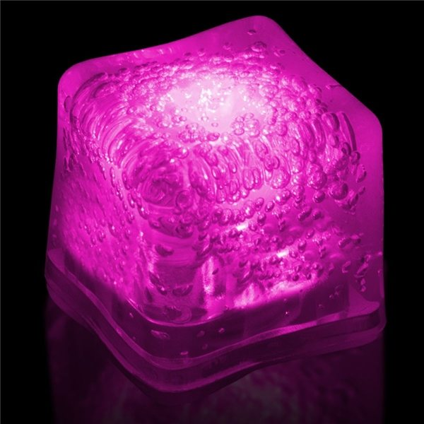 Promotional Blank Lited Ice Cubes - Variety of Colors