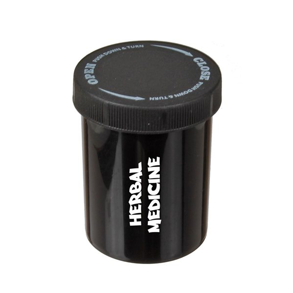 Promotional Push Turn Container (30 Dram)