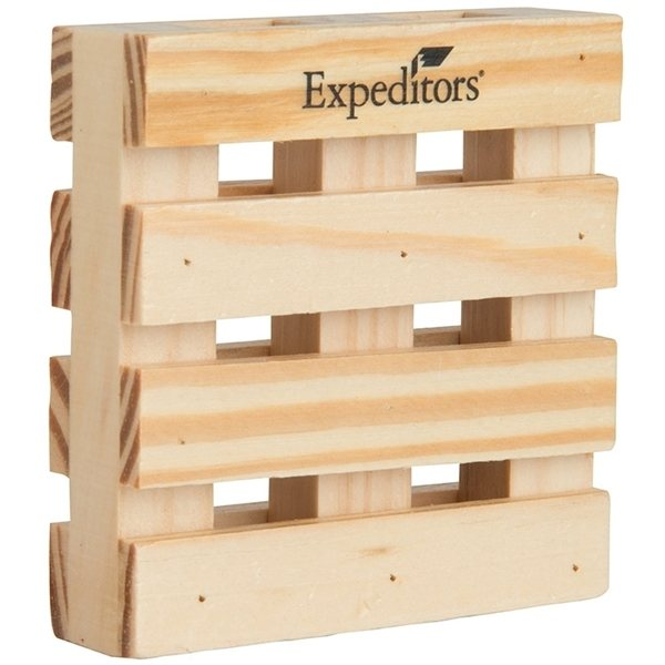 Promotional Wooden Pallet Coaster