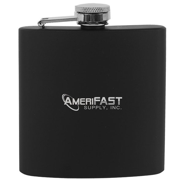 Promotional 6 oz Stainless Flask