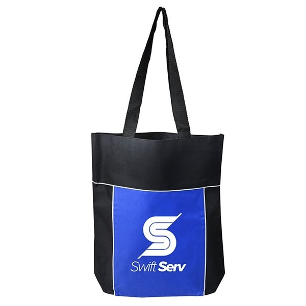 Promotional Deco Tote - 14 x 16 600D Tote