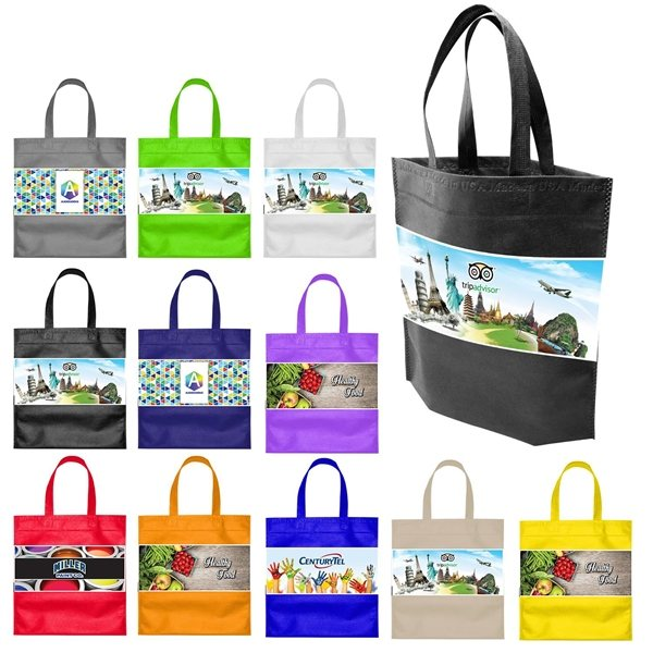 Promotional Full Color Econo Bag