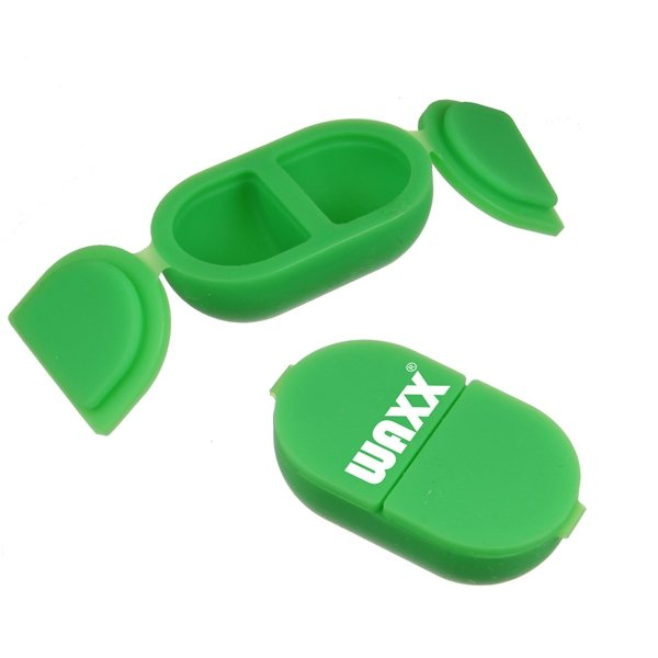 Promotional Silicone Butterfly Container