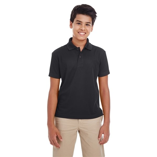 Promotional Ash City - Core 365 Youth Origin Performance Pique Polo - ALL