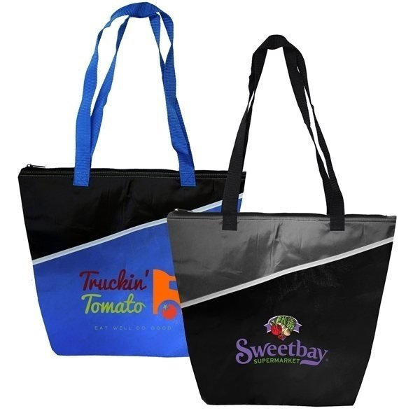 Promotional Insulated Cooler Bag, Full Color Digital
