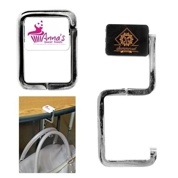 Promotional Rectangle Purse Hook