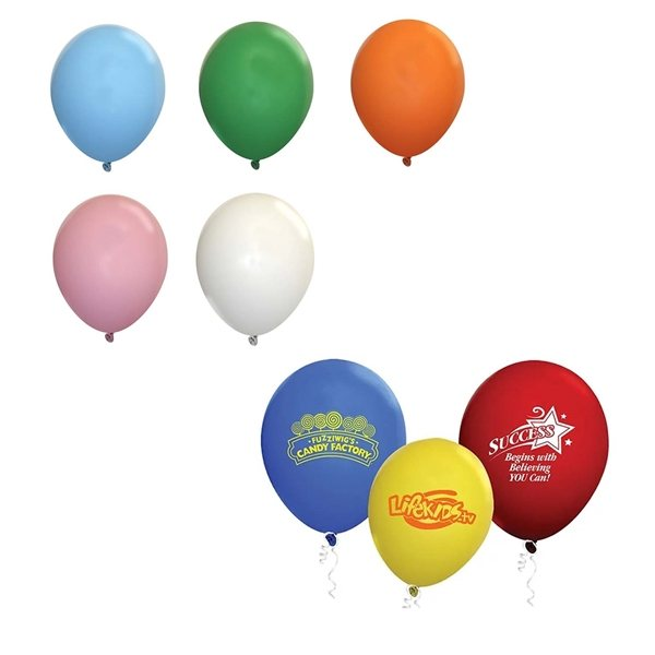 Promotional 11 Standard Latex Balloon