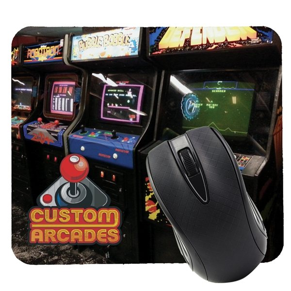 Promotional Computer Mouse Pad - Dye Sublimated