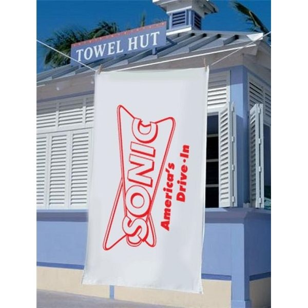 Promotional 35 X 60 Midweight Beach Towel