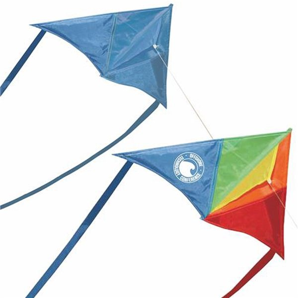 Promotional Delta Dancer Kite