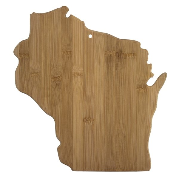 Promotional Wisconsin Cutting Board