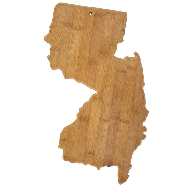 Promotional New Jersey Cutting Board