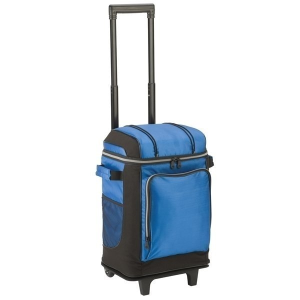 Promotional Coleman 42- Can Soft - Sided Wheeled Cooler
