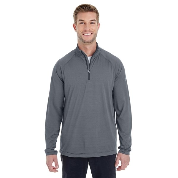 Promotional Under Armour Mens Tech Stripe Quarter Zip