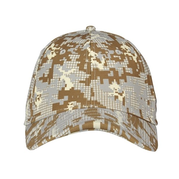 Promotional Under Armour Curved Bill Cap - Digi Camou