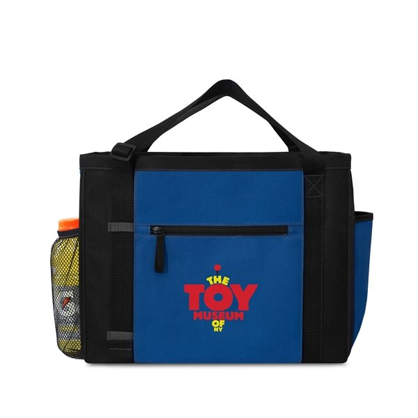 Promotional Simply Organized Utility Tote - Royal Blue