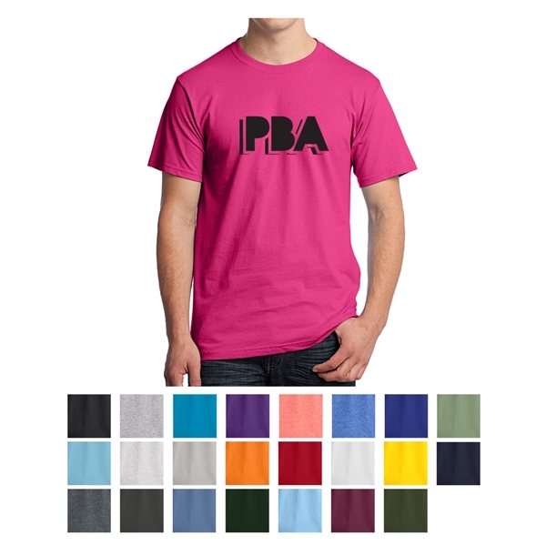 Promotional Fruit of the Loom(R) HD Cotton(TM) T - Shirt - 3930FR