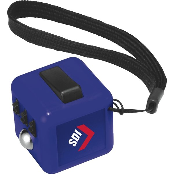 Promotional Clicker Cube
