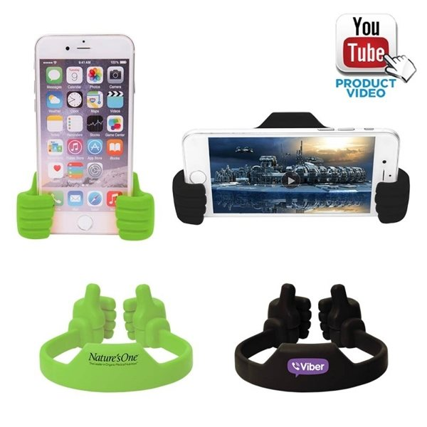 Promotional Text Me Stand