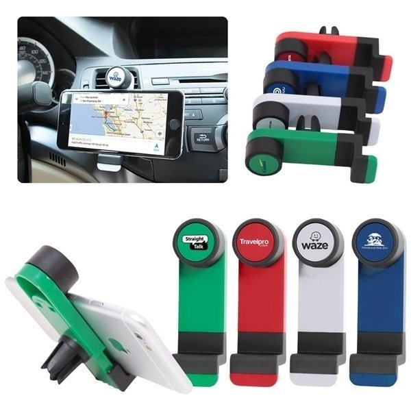 Promotional Car Vent Mobile Stand