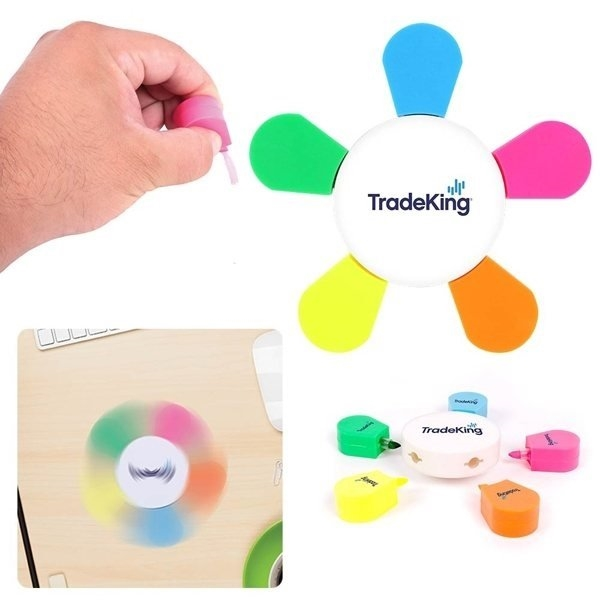 Promotional Spinning Highlighter