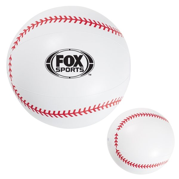 Promotional 16 Baseball Beach Ball
