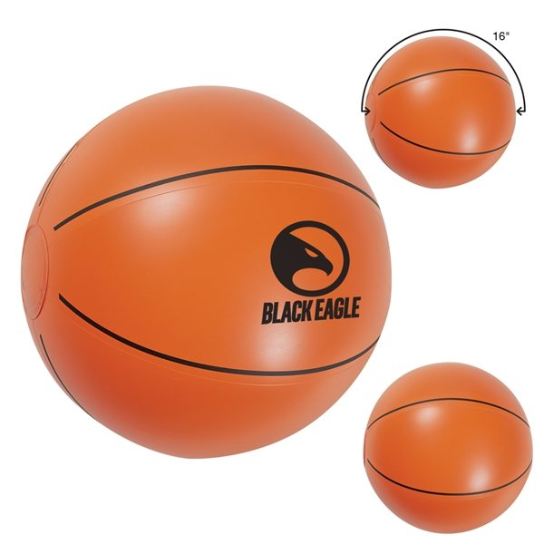 Promotional 16 Basketball Beach Ball