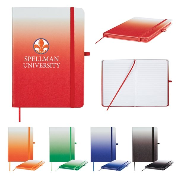Promotional 5 x 7 Gradient Finish Journal