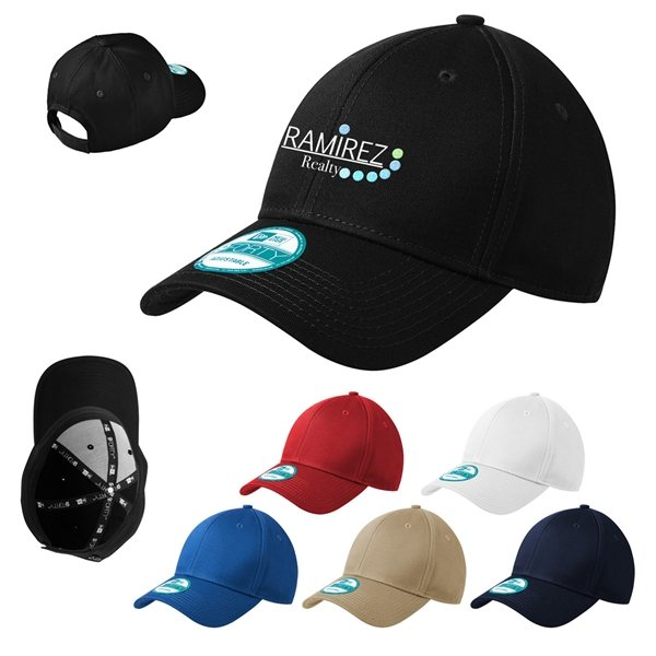 Promotional New Era(R) Adjustable Structured Cap