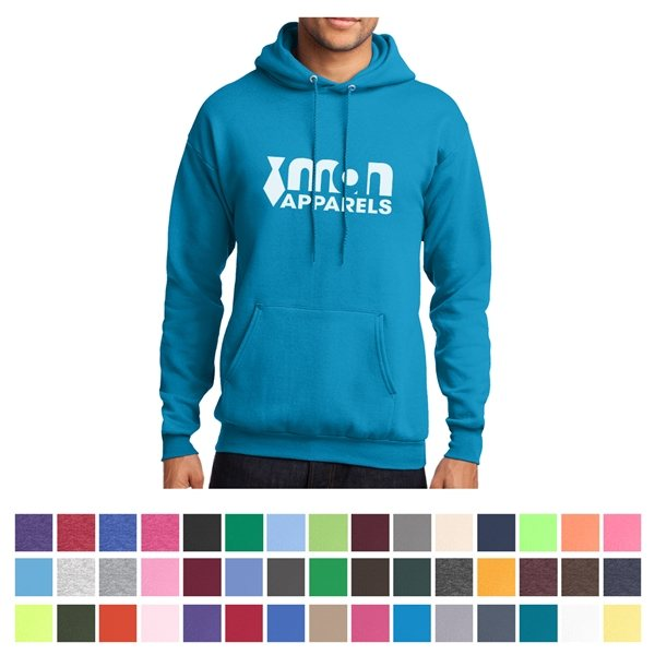 Promotional Port Company(R) Core Fleece Pullover Hooded Sweatshirt