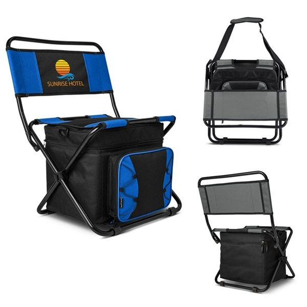 Promotional Foldable Cooler Chair