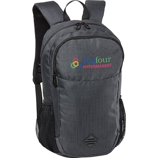 Promotional Gray Summit Backpack