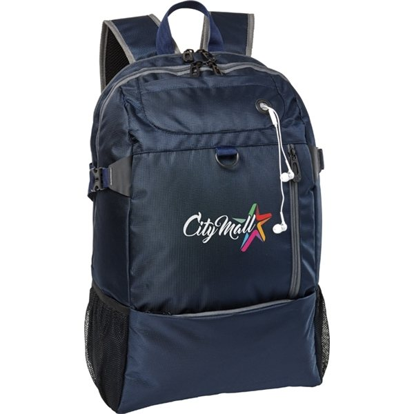 Promotional District Computer Backpack