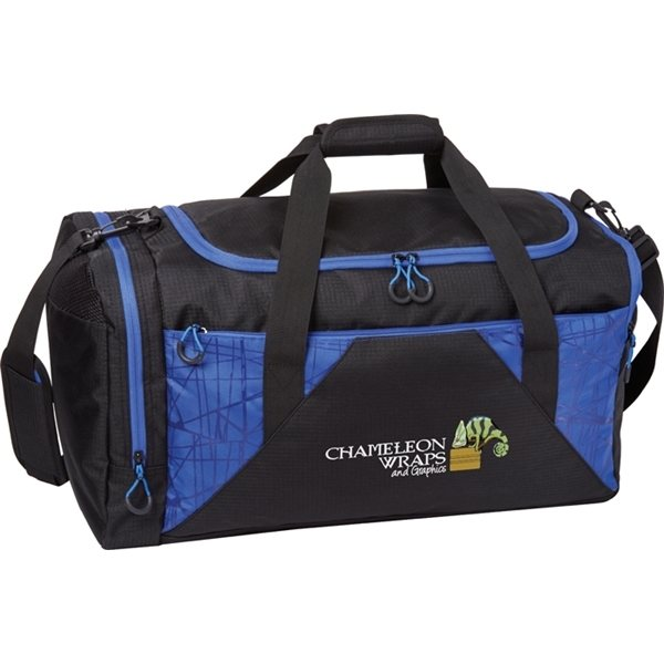 Promotional Web 20 Duffel Bag