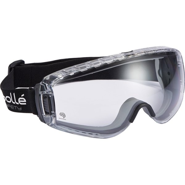 Promotional Boll Pilot Goggles w / Platinum Coating