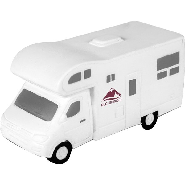 Promotional RV Shaped Stress Reliever
