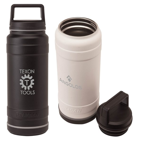 Promotional Pelican(TM) 32oz Traveler Bottle