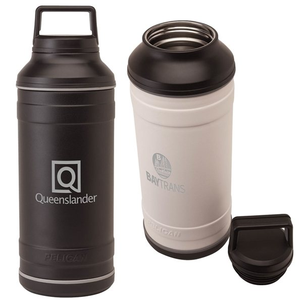 Promotional Travel 64 oz Pelican Bottle