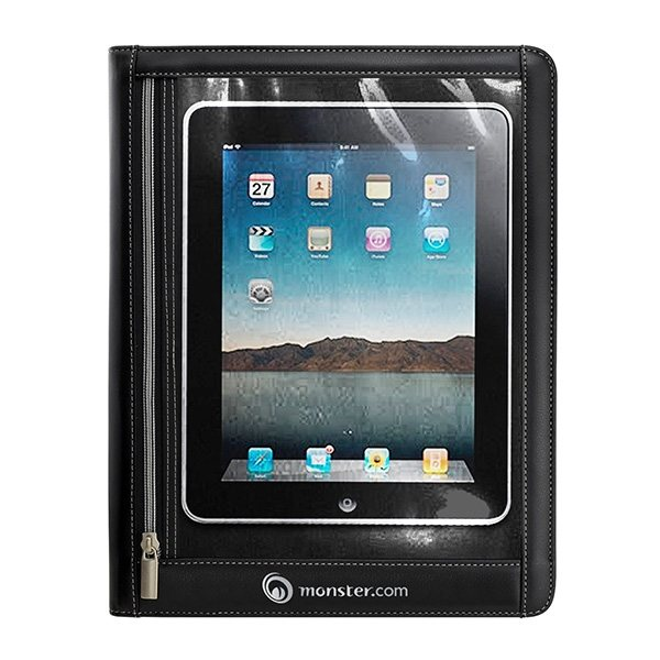 Promotional Padfolio With Touchscreen For Tablet Computers