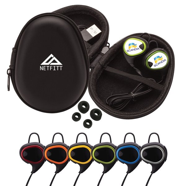Promotional Ring Series Bluetooth Earbuds