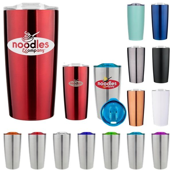 Promotional 20 oz Odin Vacuum Insulated Tumbler