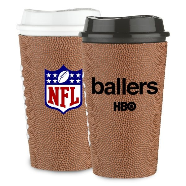 Promotional Grande With Football Sleeve