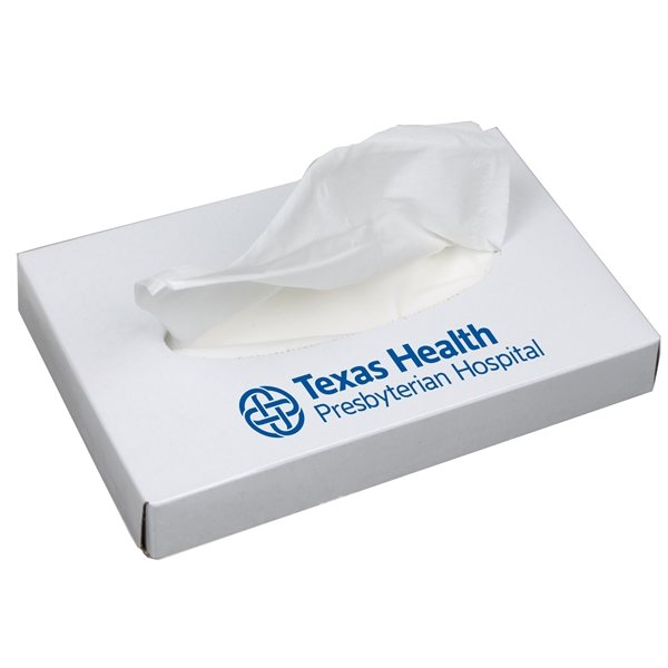 Promotional Tissue Box
