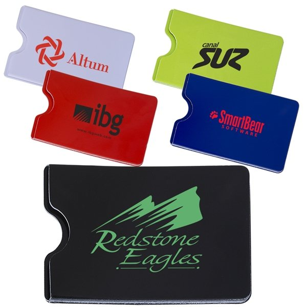Promotional NON - ADHESIVE Budget RFID Smart Wallet
