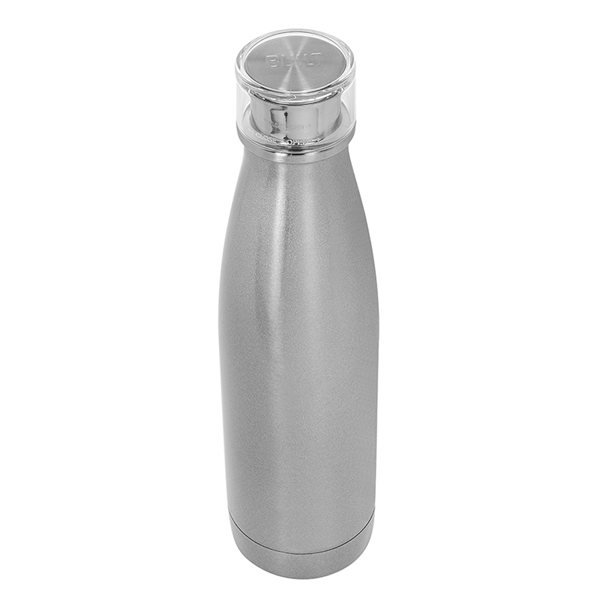 Promotional BUILT(R) 17 oz Perfect Seal Vacuum Insulated Bottle