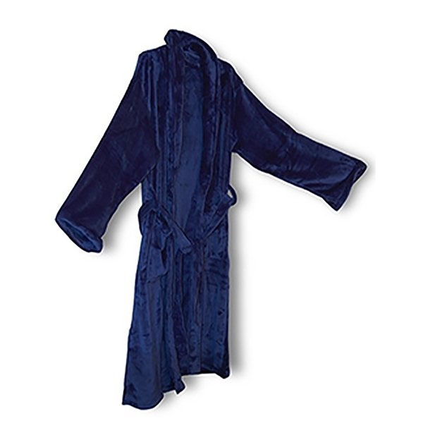 Promotional Alpine Fleece Mink Touch Luxury Robe