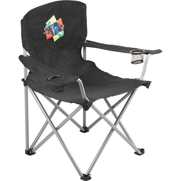 Oversized Folding Chair 500 Lb Capacity Promotional
