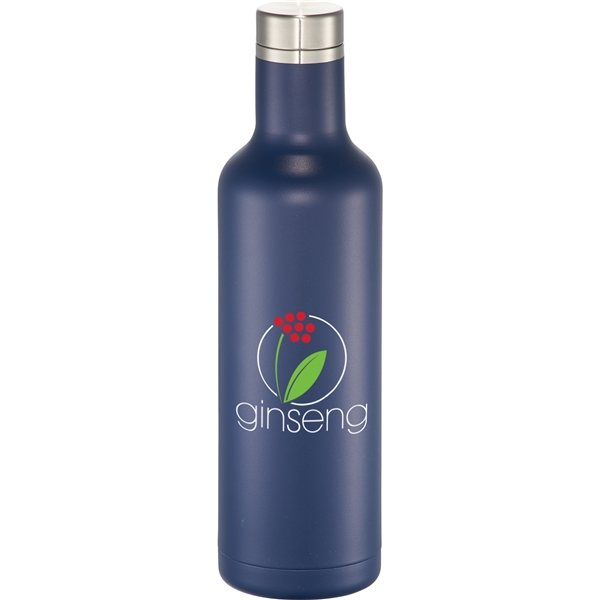 Promotional Pinto Copper Vacuum Insulated Bottle 25 oz