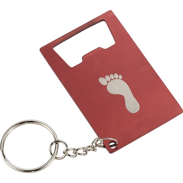 Promotional Bottle Opener KeyTool