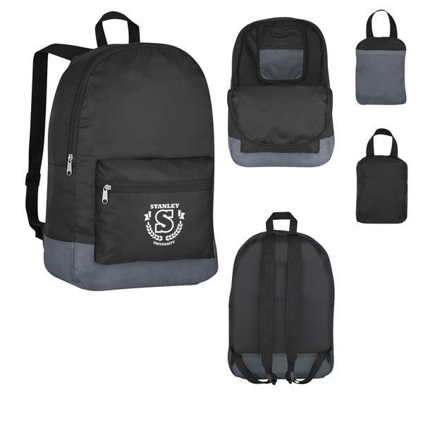 Promotional Foldaway Backpack